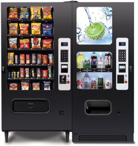 32-10 Combination Refreshments Center Vending Machines