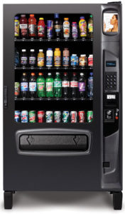 40-Select Beverage Elevator Center Drink Vending Machine