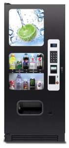 BC-10 Bottle and Can Drink Vending Machine