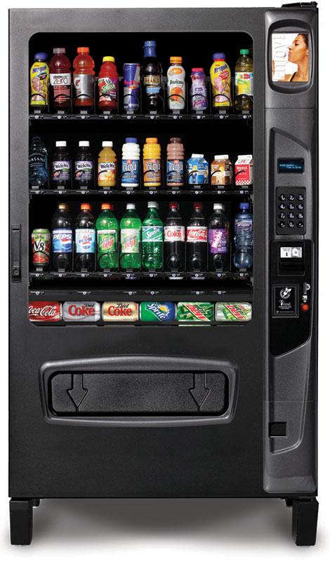 BC36-Drink Vending Machine