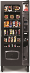 MPZ Stand alone frozen food vending