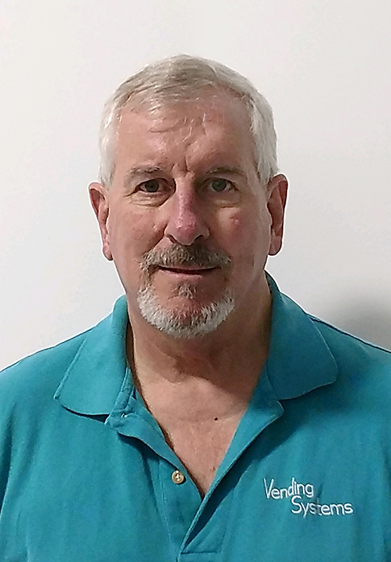 Our Story: Mike Overstreet, owner of Vending Systems, Inc