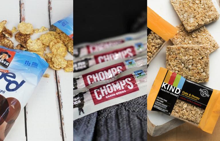 Mini Market vending offer variety of foods