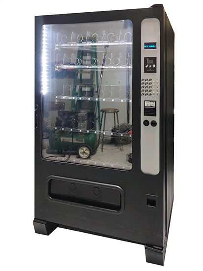 Used combo vending machine for sale by Vending Systems, INC